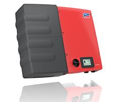 Speicherpaket Sunny Boy Smart Energy 5000SE mit Zubehör