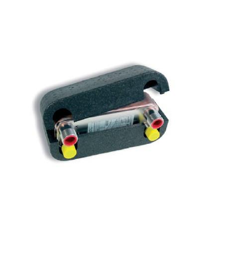 Plattenwärmetauscher A60-20H (V22, V22) für Ratiofresh 250