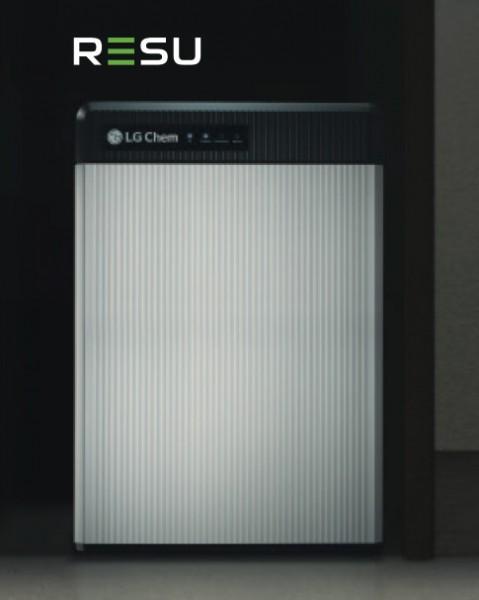 Batteriespeichersystem Lithium LG Chem Resu 10 H Lithium-Ionen-Batterie-Einheit