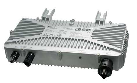 400 Watt Luxor Stromzählerbremse , 2x Luxor Solarmodule (geringe Breite) und INV500-90EU PLC- DE-