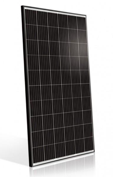 2,59 kW Longi Photovoltaikanlage mit SMA