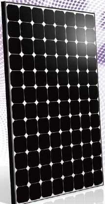9,9 kW BenQ Photovoltaik Komplettanlage
