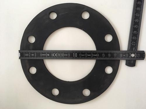 Dichtung für ECO/Duro-Flansch 180mm 8 Bohrungen-Duro-Termo 04/04