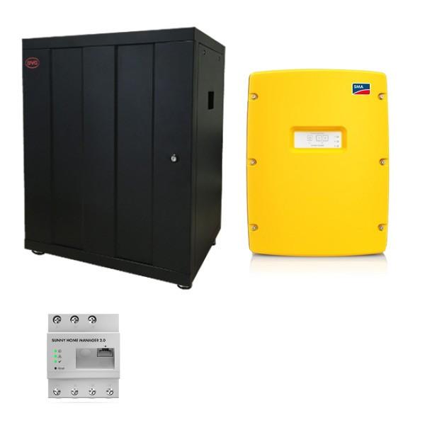 BYD B-Box 13.8 mit SMA SI 6.0H
