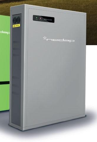 Nedap Unifit PowerRouter PR50Bi/S48 Li-Ionen und LG Chem RESU 6.4