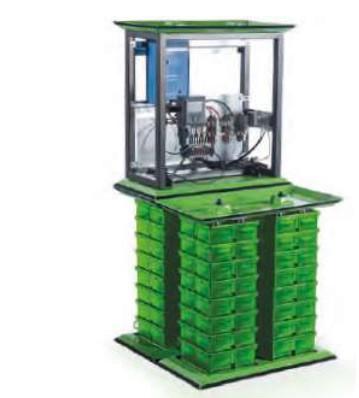 8,649 kW Longi Photovoltaikanlage mit 10 kWh Greenrock Speichersystem