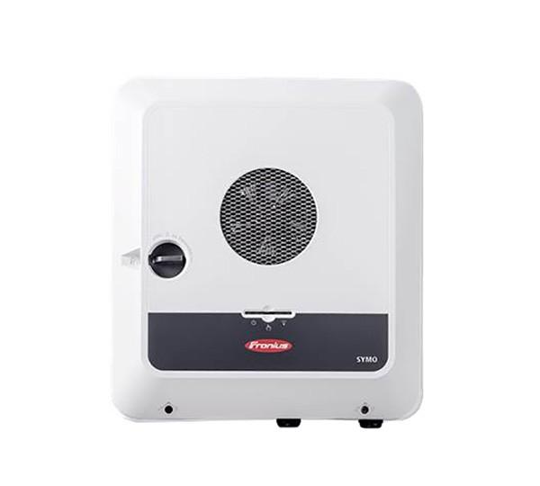 Hybridwechselrichter Fronius SYMO GEN24 6.0 PLUS und BYD Speicher-