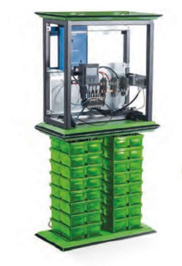 3,36 Trina Photovoltaikanlage mit Greenrock Salzwasserbatterien mit 5 kWh